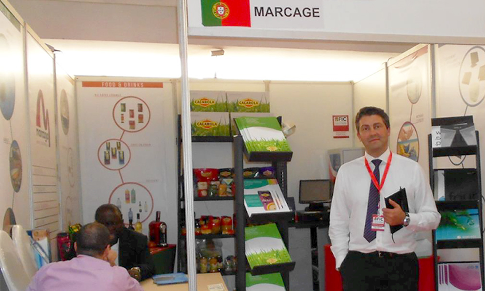 Trade Fair Senegal FIDAK 2014
